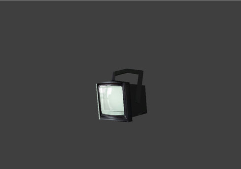 Ceiling Monitor Textured