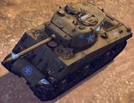 M4A3(76)W Medium Tank