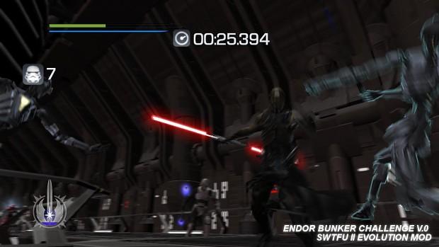 Endor Showdown Challenge Version 0