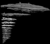 The Mon Calamarian Fleet