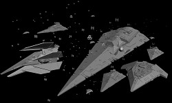A promotional render of imperial forces