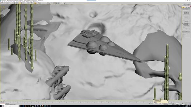 Developer Diary: creating Space Mountain....