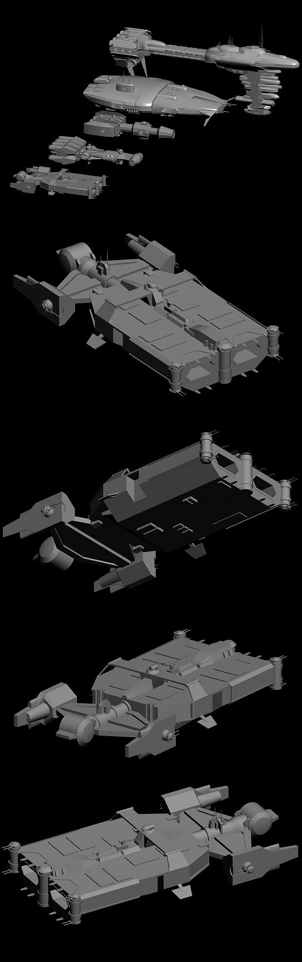 Cutlass Fleet Tender