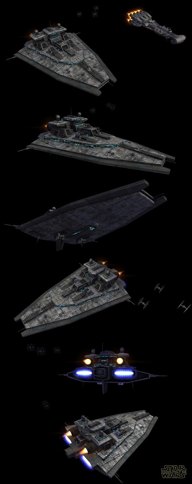 bayonet - class light cruiser image