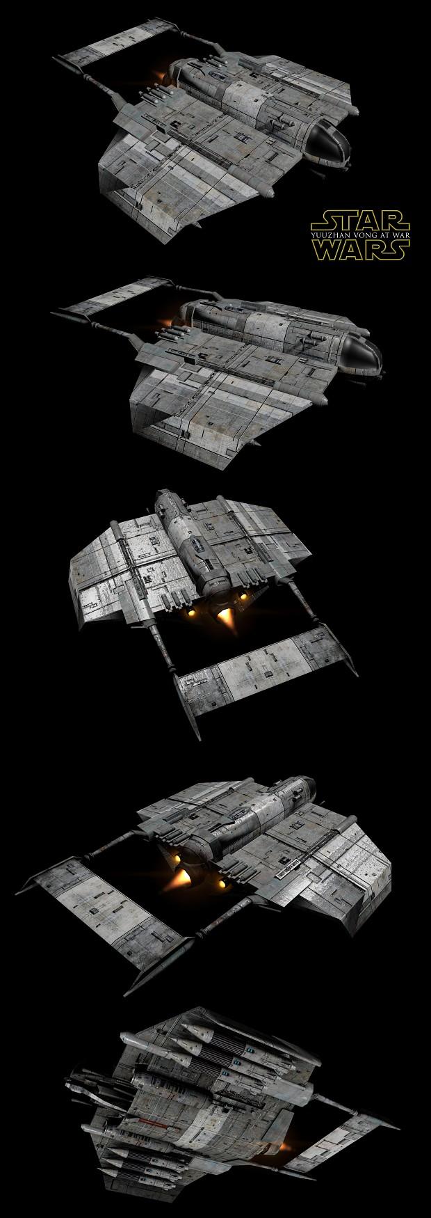 Cloakshape Fighter/Bomber