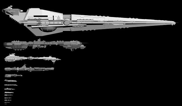 Corsec Fleet Image Yuuzhan Vong At War Mod For Star Wars