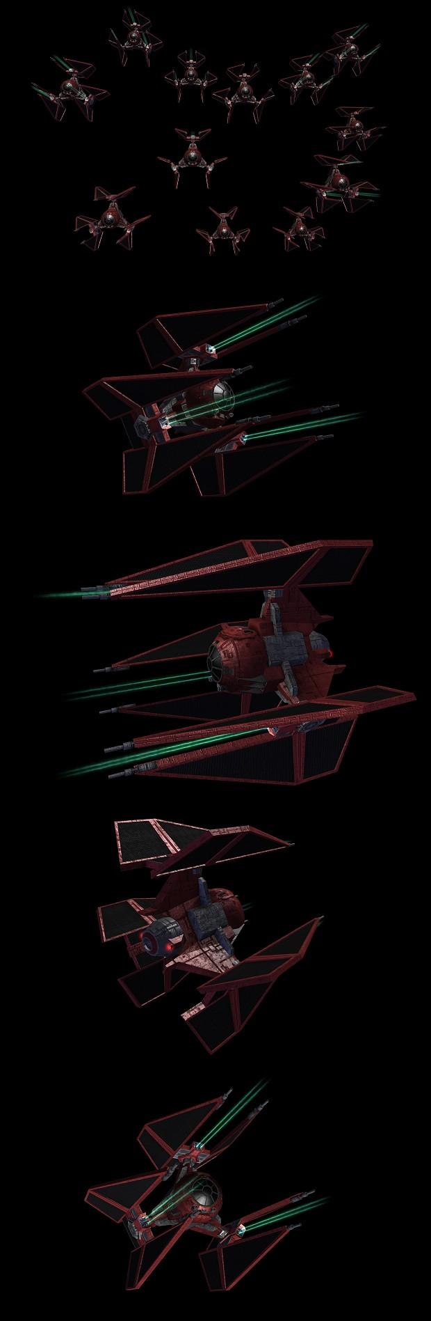 Glaive Squadron