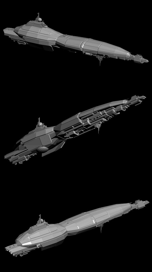 Procurator Class Battlecruiser