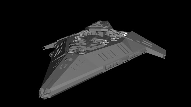 Imperial Raptor Gunship