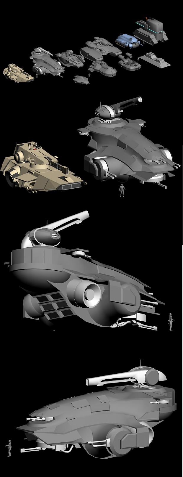 Annihilator Class Heavy Tank