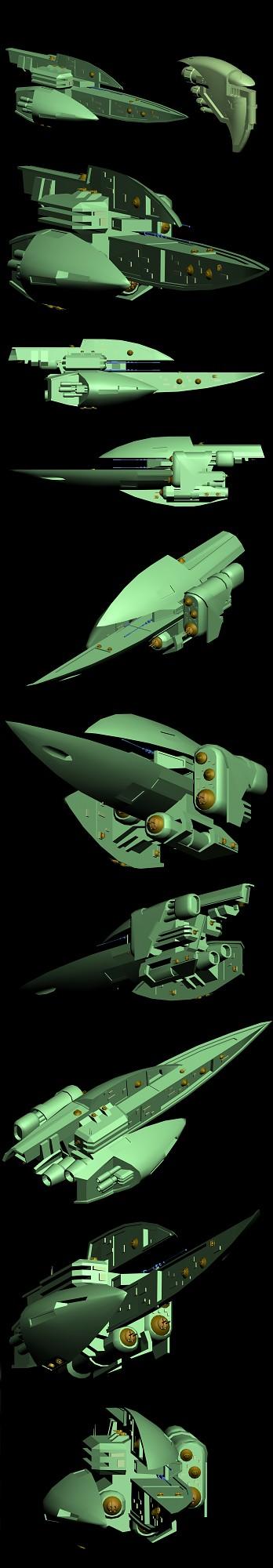 Typhoon Class Dreadnaught