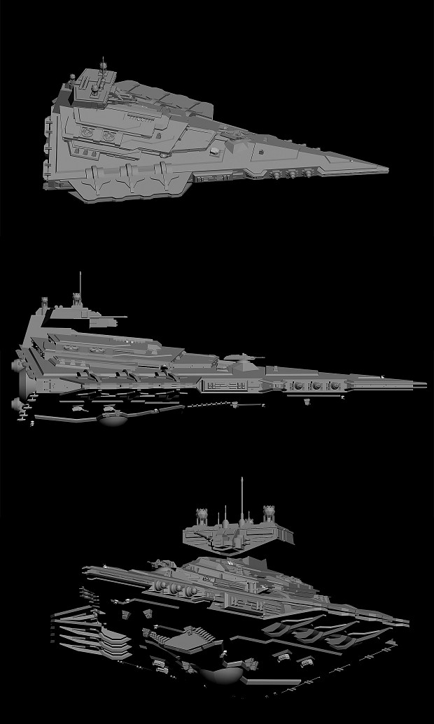 Job Destroyer >> Admiral Ackbar - Minor Hero Victory Star Destroyer image ...