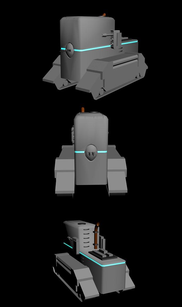 Hutt Assault Tank - Leviathan