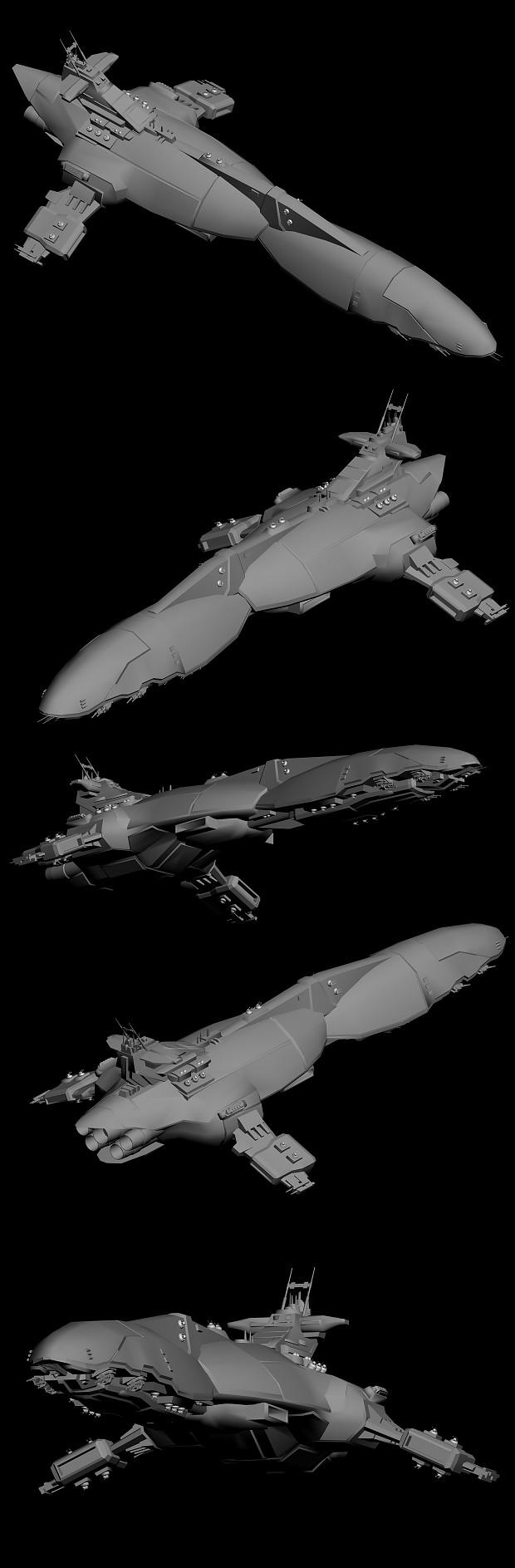Bakuran Star Destroyer