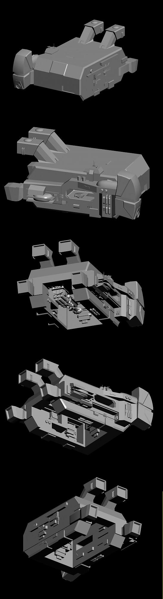 Hajen-Class Fleet Tender