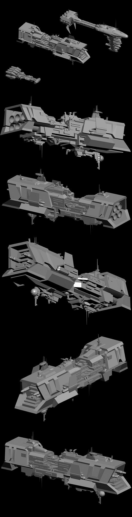Kiltirin - Class Dungeon Ship