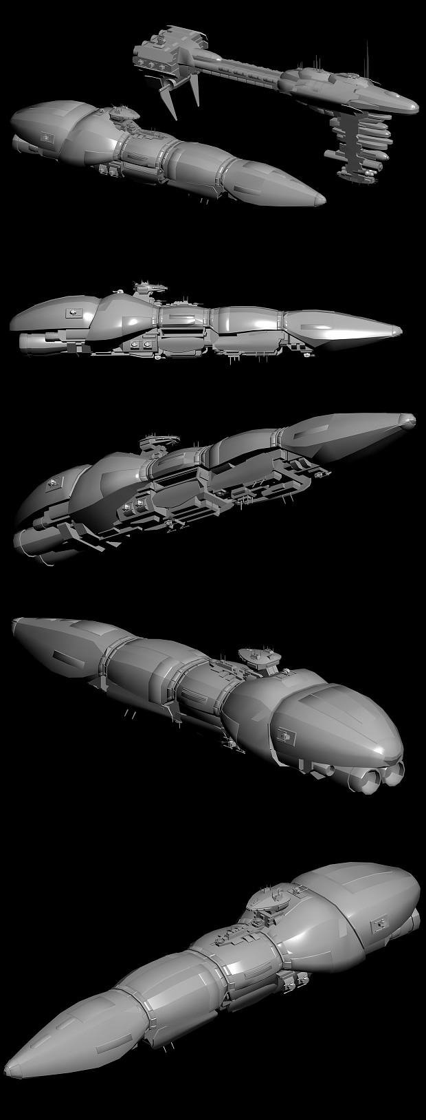 Loronar Strike-Class Cruiser