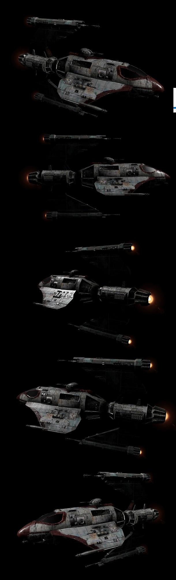 SkiprayBlastboat - Heavy Assault Fighter