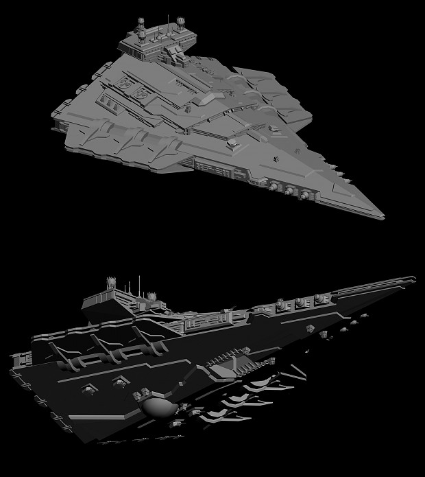 Victory MK3 Star Destroyer
