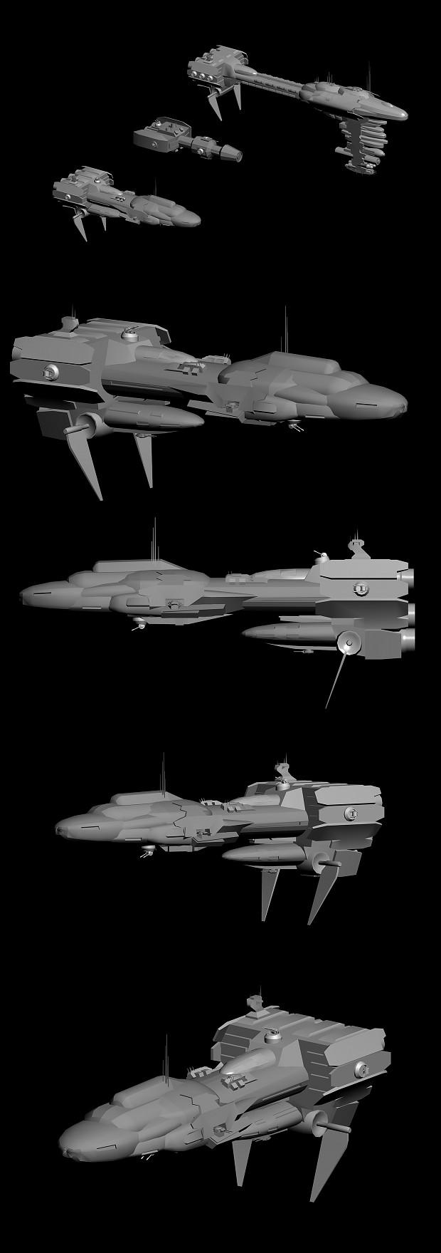Watchtower -Class Frigate
