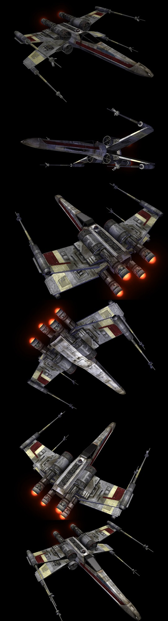 T65 X-Wing Superiority Fighter