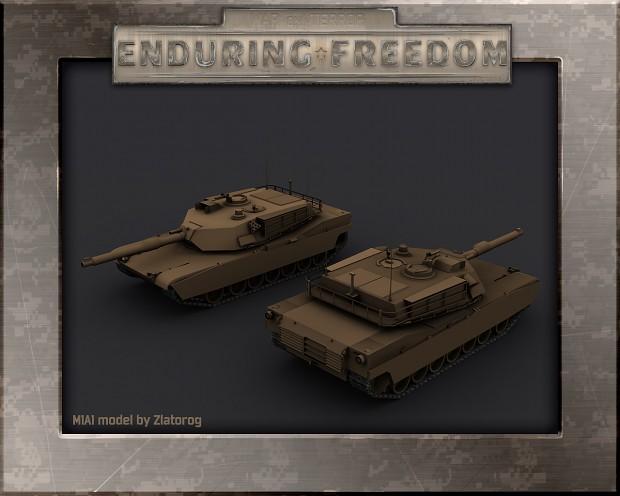 M1A1 by Zlatorog