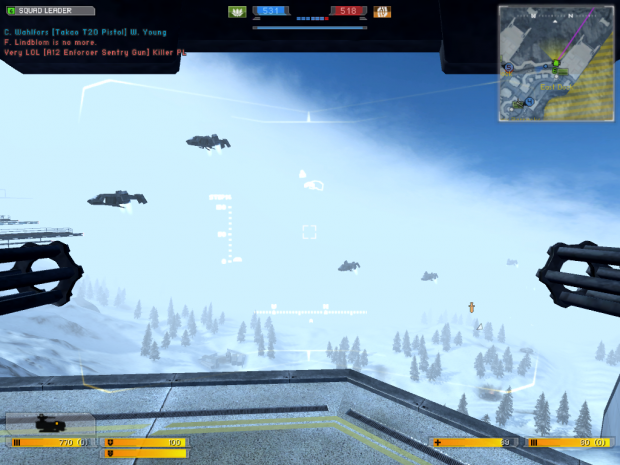 Northern Strike Singleplayer