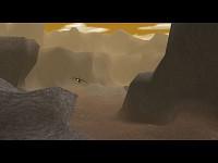 Landing on Pygar