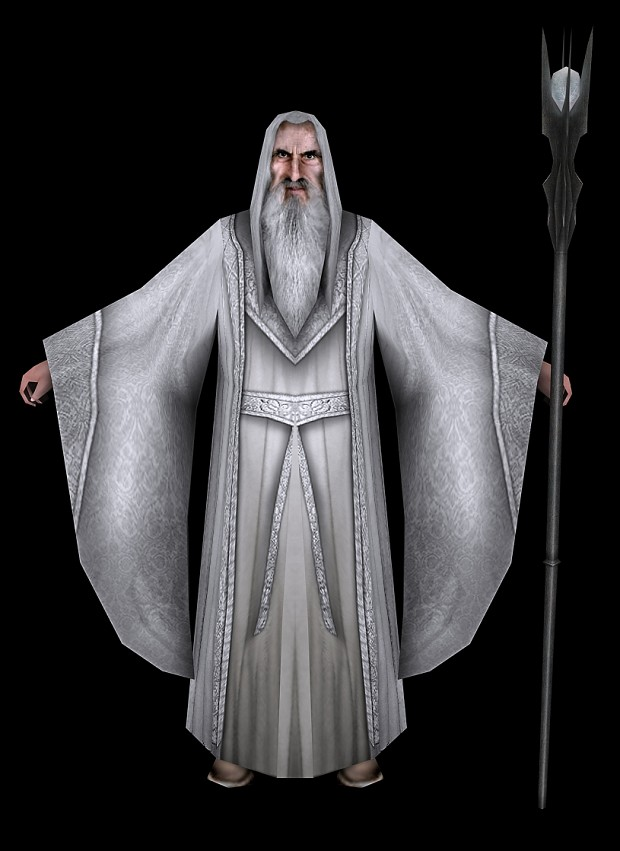 Saruman, Lord of Orthanc