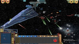 Star destroyer assault