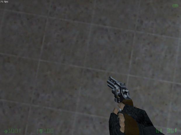 MESA-7 - Revolver 357 Update