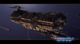 """Rancor"" Turanic Raider Attack Carrier"