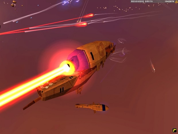 Unknown Forces Attack The Gehenna Asteroid Fields