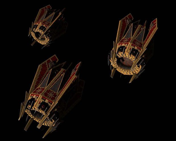 Dreadclaw Drop Pod (Render)