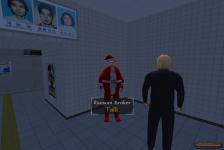 Santa Sells Slaves?