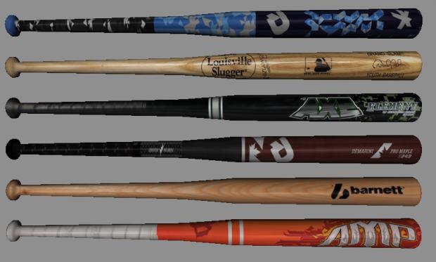 Baseball Bats 2
