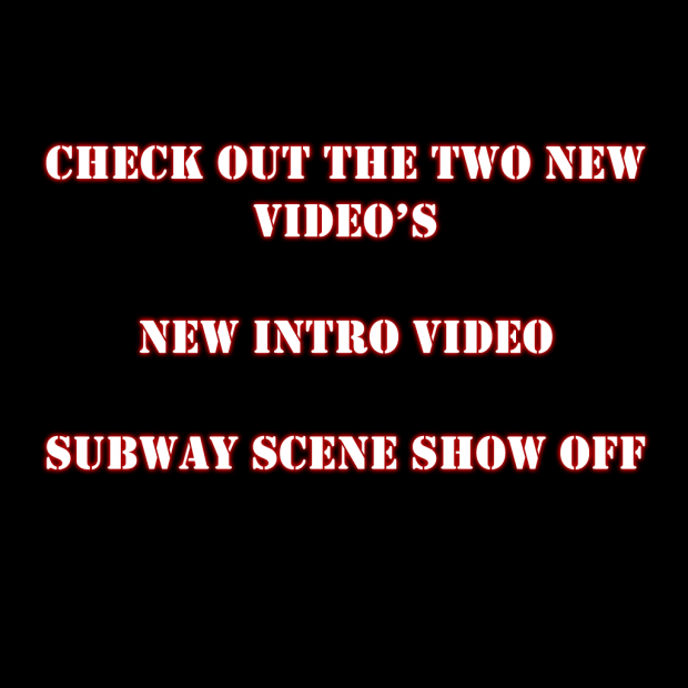 Check out the new video's please