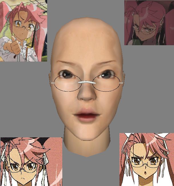 Saya Takagi Glasses