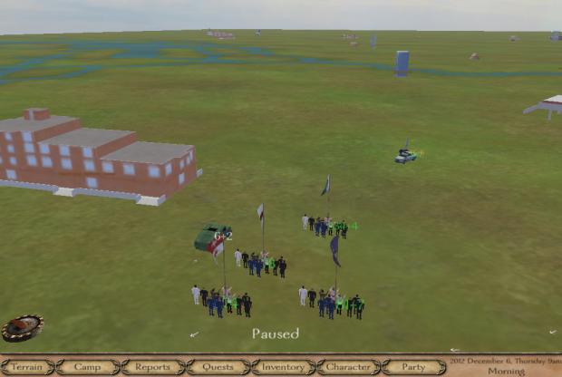 New Camp Castle Siege Video