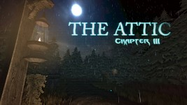 The Attic: Chapter Three Cover