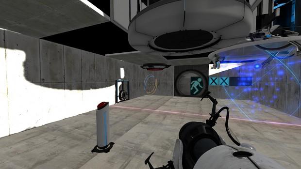 portal 2: escape from aperture mappack screens
