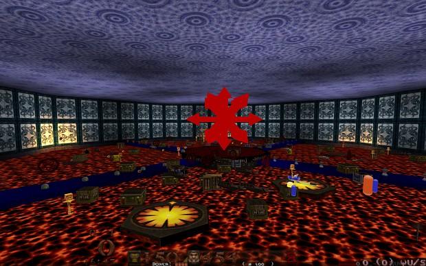 "Chaos mod: Archon = ""Starburst"""