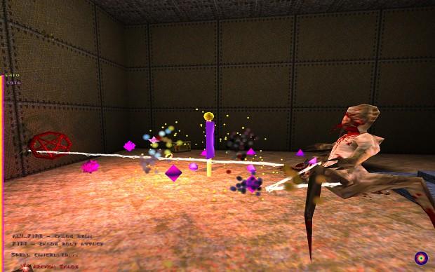 Super Vore - shoots lightning image - Chaos Archon mod for ... Quake Vore