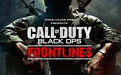Black Frontlines Logo