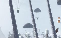 New Parachute - Air View