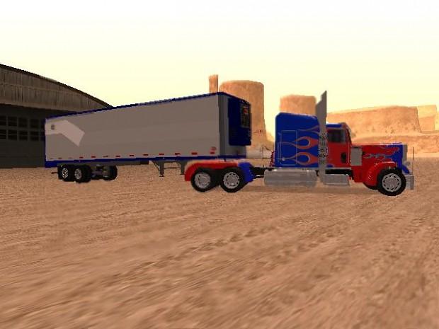 optimus trailer