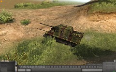 Jagdtiger camo