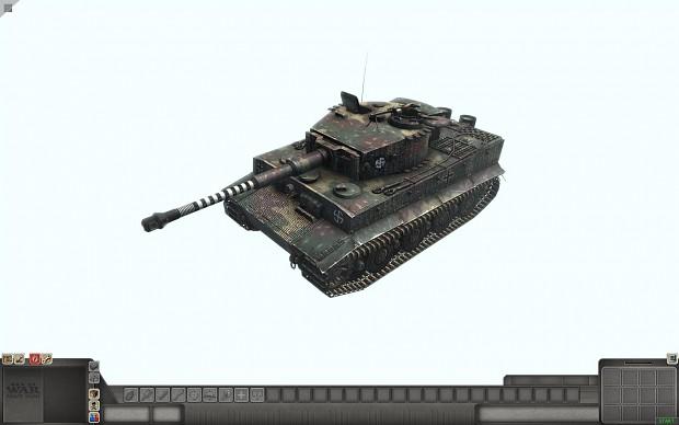 Veteran Tiger?