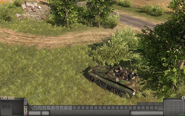 Sdkfz 250/1 Camo