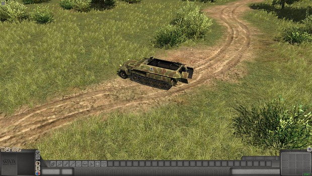 Sdkfz 251/1 camo